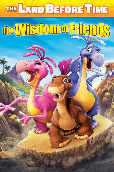 The Land Before Time XIII: The Wisdom of Friends 2007