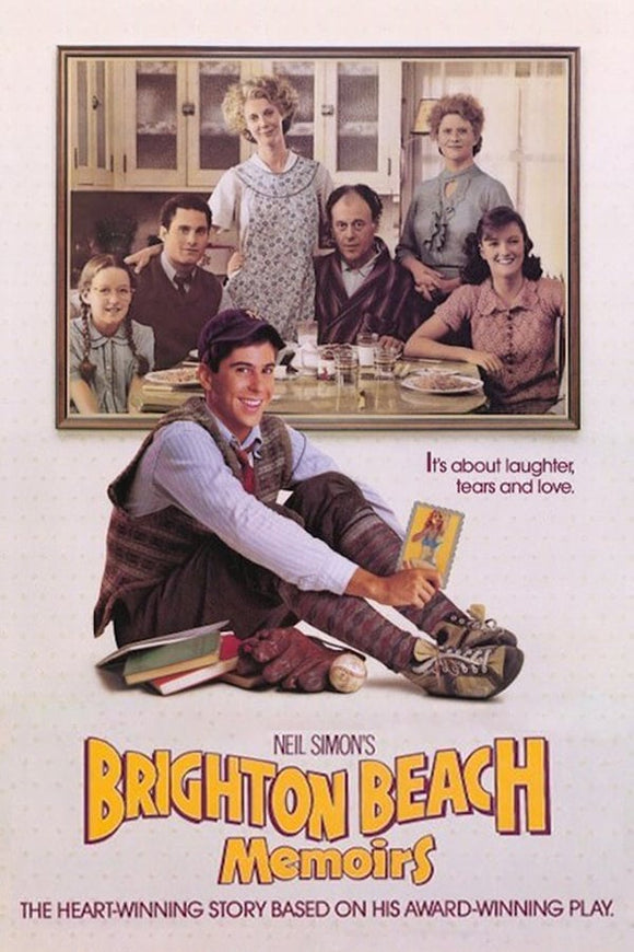 Brighton Beach Memoirs 1986
