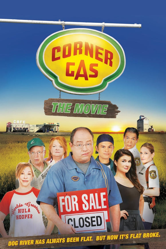 Corner Gas: The Movie 2014