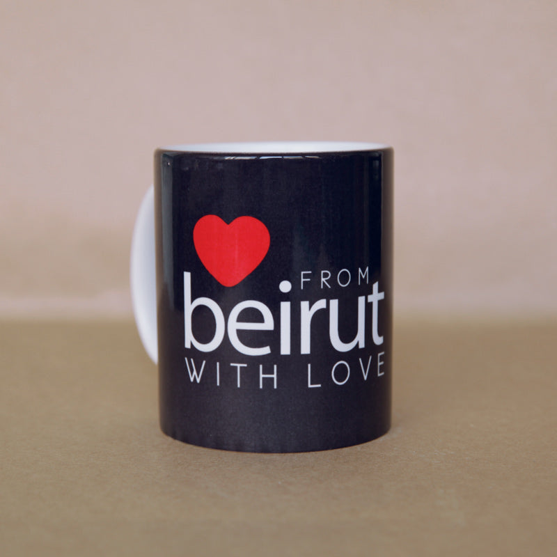 MUG FROM BEIRUT