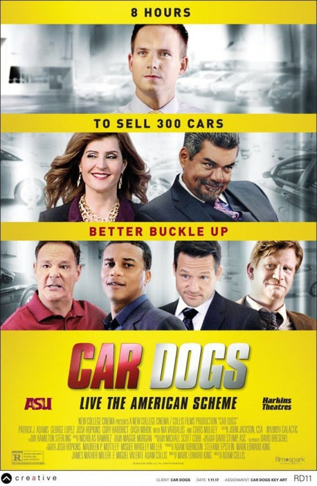 Car Dogs 2016