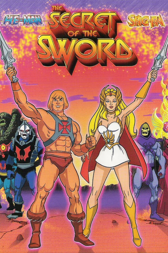 He-Man and She-Ra: The Secret of the Sword (The Secret of the Sword)