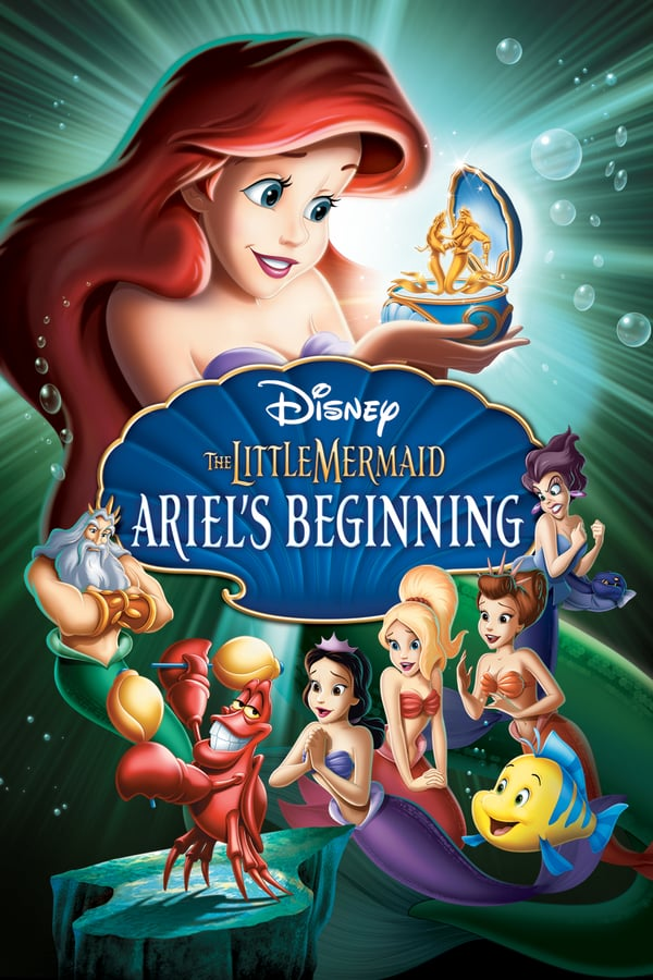 The Little Mermaid III: Ariel's Beginning 2008