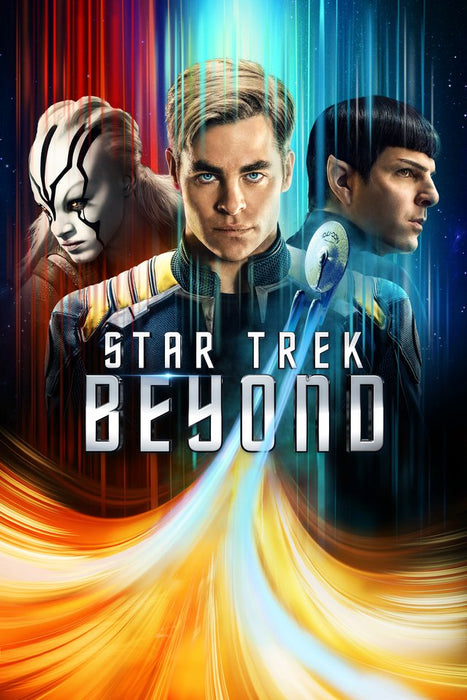 Star Trek: Beyond 2016