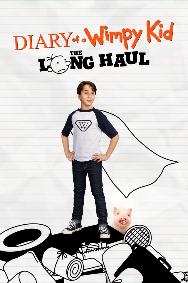 Diary of a Wimpy Kid The Long Haul 2017