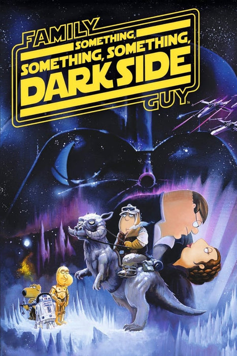 Family Guy Presents: Something, Something, Something, Dark Side 2009