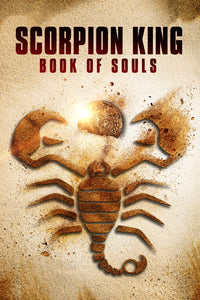 The Scorpion King Book of Souls 2018