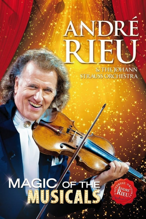 André Rieu: Magic Of The Musicals 2014