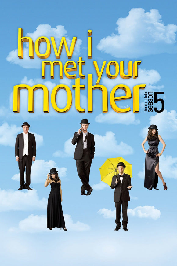 How I Met Your Mother Season 5 2009