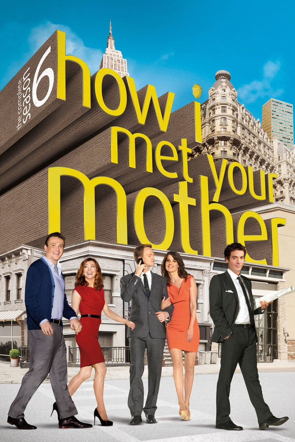 How I Met Your Mother Season 6 2010