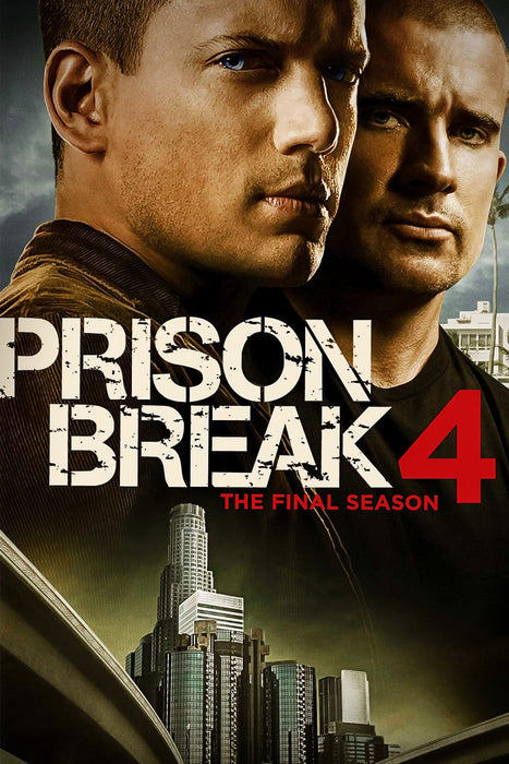 Prison Break Season 4 2008