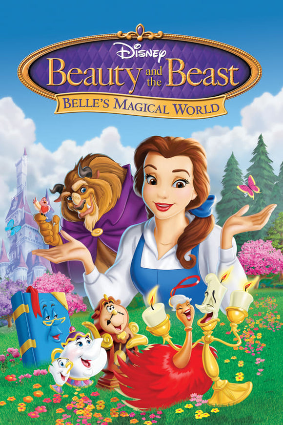 Beauty And The Beast: Belle's Magical World 2010