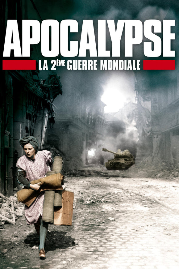 Apocalypse: The Second World War Season 1 2009