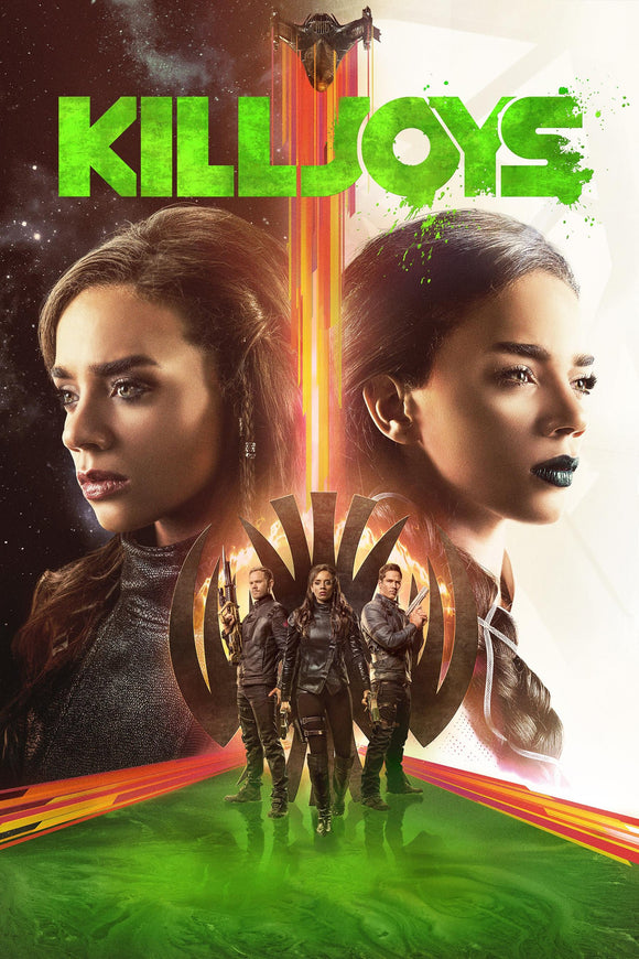 Killjoys Season 4 2018