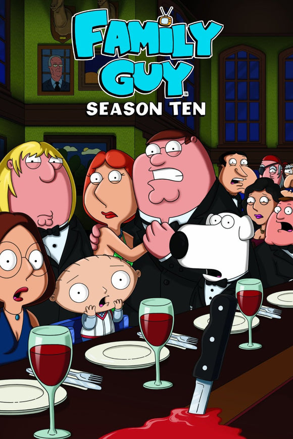 Family Guy Season 10 2011