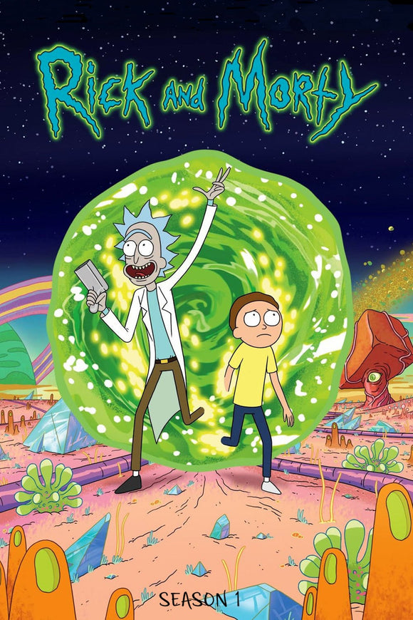 Rick and Morty Season 1 2013
