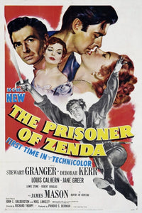 The Prisoner of Zenda 1952