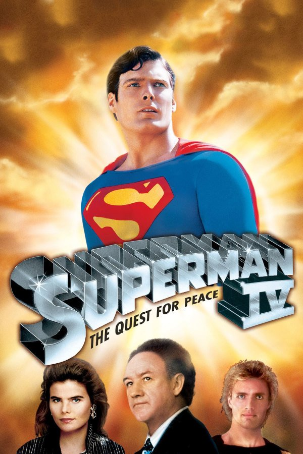 Superman IV The Quest for Peace 1987