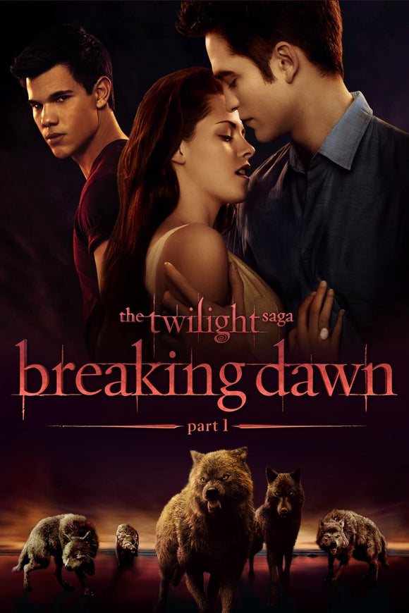 The Twilight Saga: Breaking Dawn - Part 1 (French) 2011