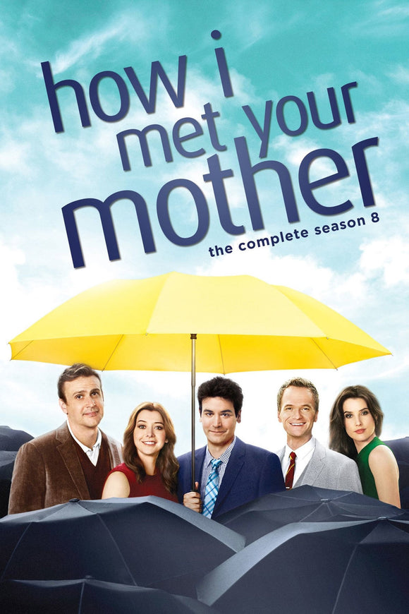 How I Met Your Mother Season 8 2012