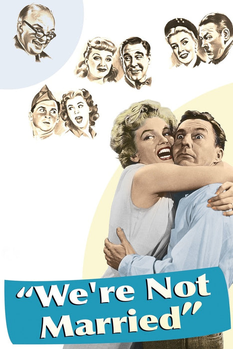We're Not Married! 1952