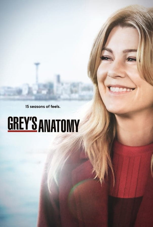 Grey's Anatomy Season 15 2018