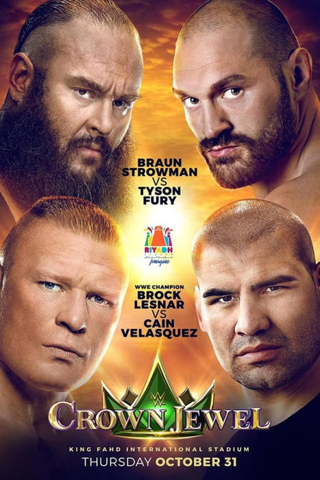 WWE: Crown Jewel 2019
