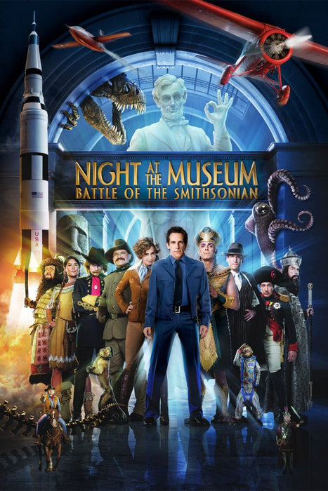 Night at the Museum: Battle of the Smithsonian 2009