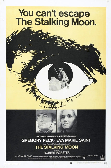 The Stalking Moon 1968