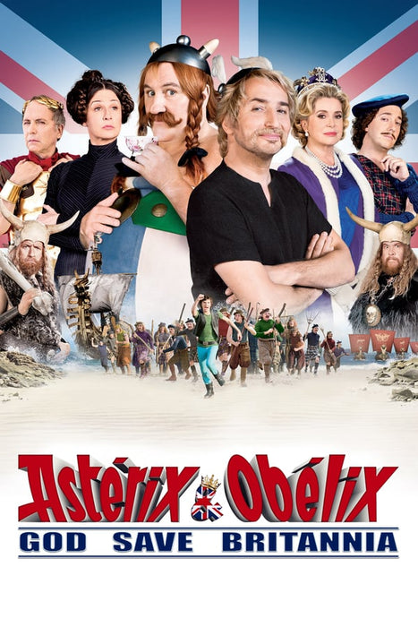 Astérix and Obélix: God Save Britannia (Au service de sa Majesté) 2012
