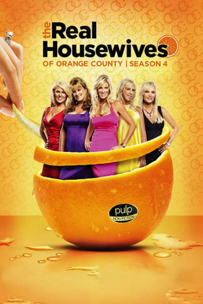 The Real Housewives of Orange County Season 4 2008