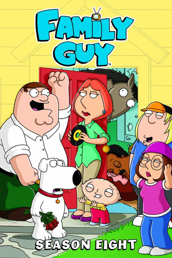 Family Guy Season 8 2009