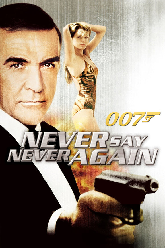 007: Never Say Never Again 1983
