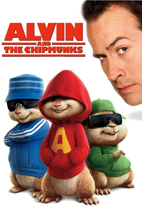 Alvin and the Chipmunks 2007