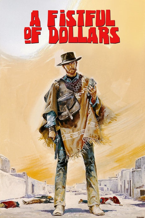 A Fistful of Dollars 1964