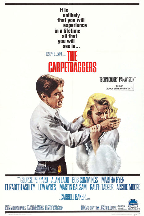 The Carpetbaggers 1964