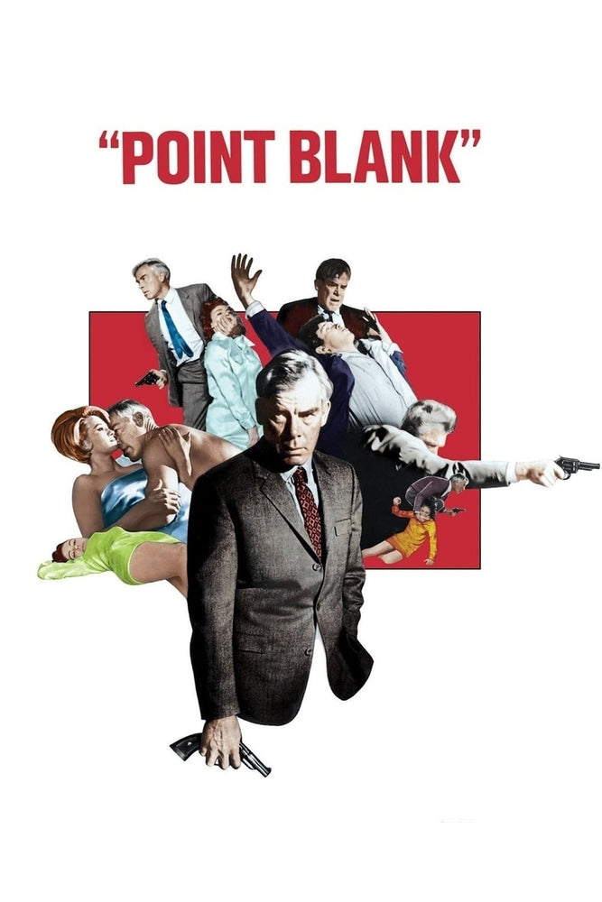 Point Blank 1967