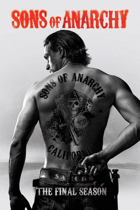 Sons of Anarchy Season 7 2014