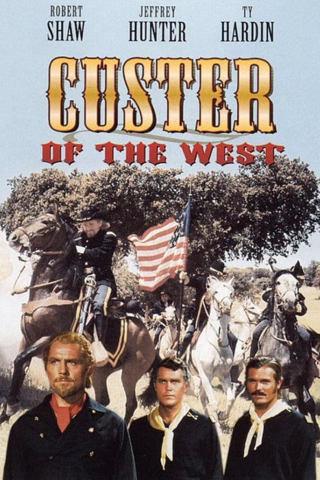 Custer of the West 1967