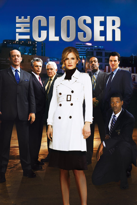 The Closer Season 2 2006