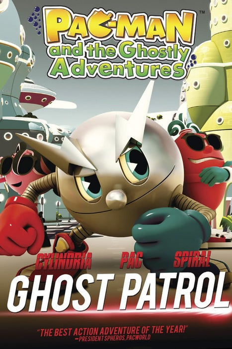 Pac-Man and the Ghostly Adventures: Ghost Patrol 2014