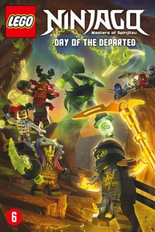 Ninjago: Masters of Spinjitzu - Day of the Departed 2016