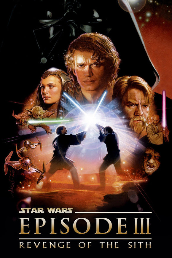 Star Wars: Episode III - Revenge of the Sith 2005