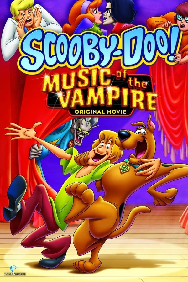 Scooby-Doo! Music of the Vampire 2012