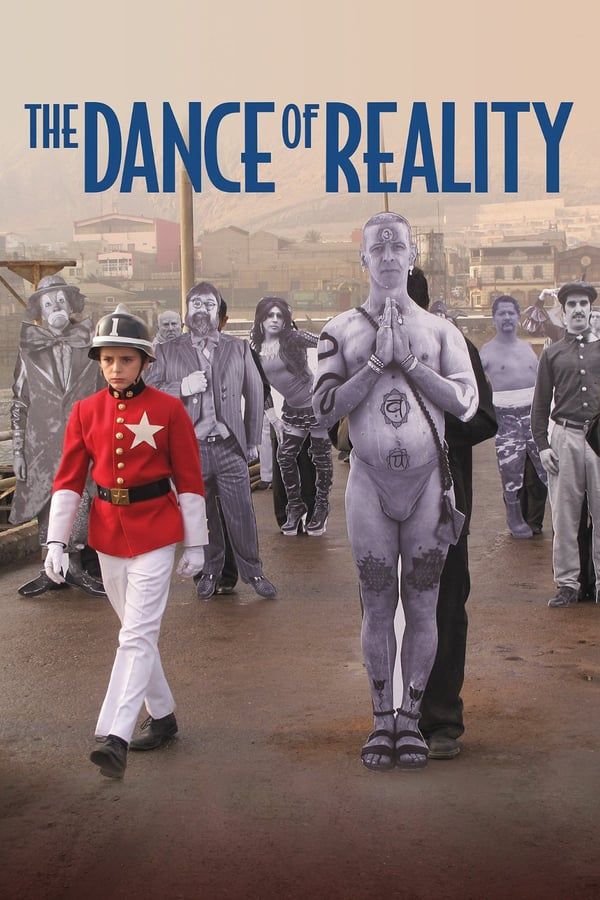 The Dance of Reality (La Danza de la Realidad) 2013