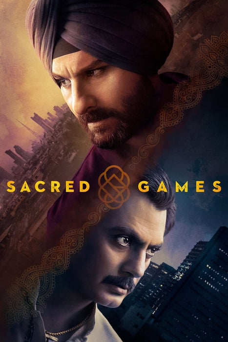 Sacred Games Season 1 2018