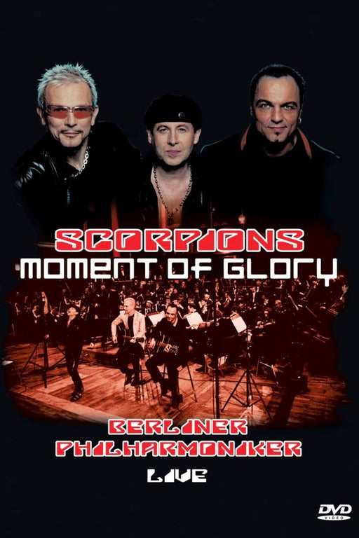 The Scorpions: Moment of Glory (Live with the Berlin Philharmonic Orchestra) 2001