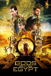 Gods of Egypt 2016