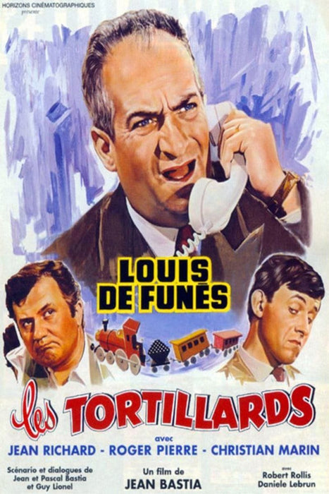 Les tortillards 1960
