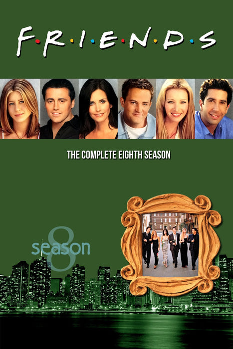 Friends Season 8 2001